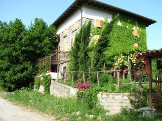 Podere immerso nella natura dell'Oltrepò pavese, Cecima