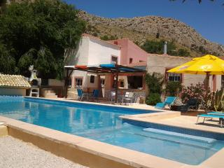 Casa Azul @ finca El Capricho, Sax