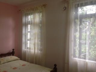House for vacation with air conditioned bed room