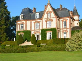 Chateau de Bouelles in Normandy