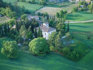 Historic Luxury Villa in the Tuscan Countryside, Sansepolcro