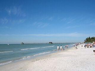 ESCAPE THE COLD AND SNOW IN NAPLES FL
