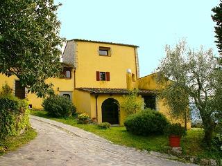 Former Convent on the Hills Around Florence, Santa Brigida