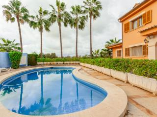 Lovely Villa with Pool (Es Pla), Palma de Mallorca