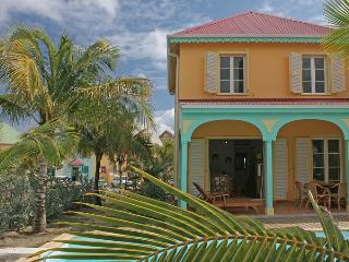 Cosy caribbean Villa Marlène, Orient Bay