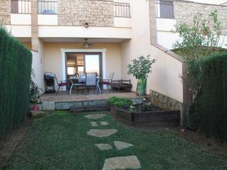 Large private terrace and garden. Enjoy al fresco dining without being overlooked.