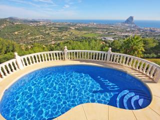 Villa Lehman - Amazing seaview, private pool and wifi.