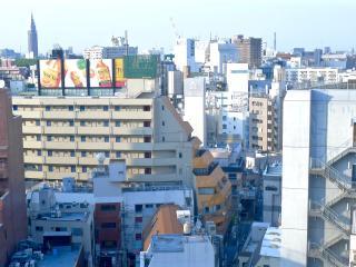CENTRAL SHIBUYA! Amazing View, Shibuya