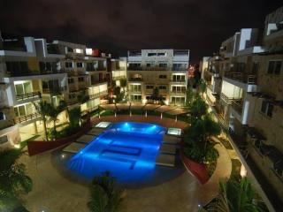 Condo SABBIA, 2bedrooms, garage, balcon, gym, pool, Playa del Carmen