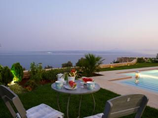 SK Place Ammos sea front private heated pool Crete, Almyrida