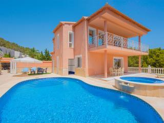 Villa Tucan -  Panoramic seaviews and private pool.