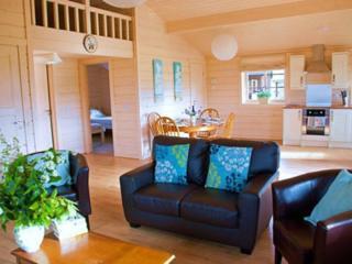 Lapwing Lodge - Luxury sea view lodge, Dumfries