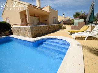 Villa Marissa is a luxury 2 bedroom Villa, Arboleas