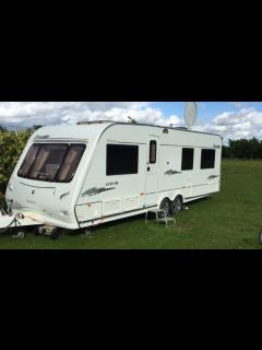 Touring caravan Hire, Sutton Benger