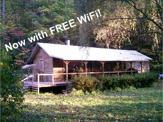 Quiet Cabin Weekly Rates -Pets & Kids Welcome, Sylva