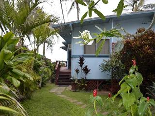 Beachfront Duplex Near the Heart of Historic Haleiwa Town!