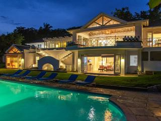 Hillside House on Round Hill, Montego Bay