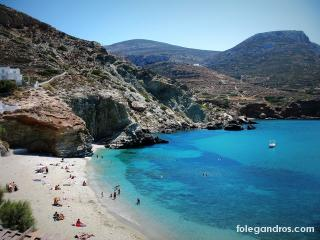 Welcome to Paradise Cyclades Folegandros, Chora