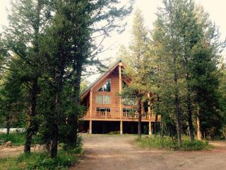 Rustic & Secluded Cabin! | Sleeps 12 people | 5 bedrooms |, Island Park