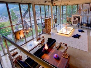 Heinz Julen Loft, Sleeps 6, Zermatt
