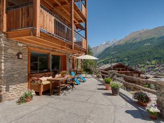 Chalet Ibron, Sleeps 8, Zermatt