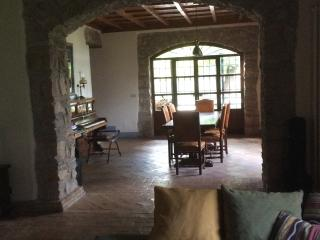La Villa Sofia, Moricone