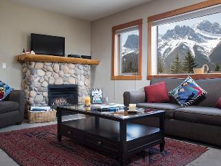 Best Views in Canmore---All Windows See Pics.  Great location.