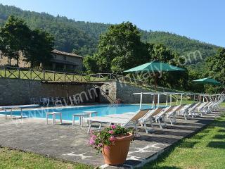 Villa Avorio, Monterchi