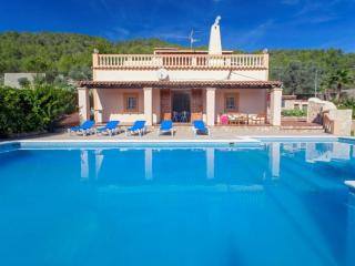 4 bedroom Villa in Ses Paisses, Balearic Islands, Spain : ref 5047382