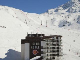 Beautiful Apt Studio 4 per-Direct Access on skis