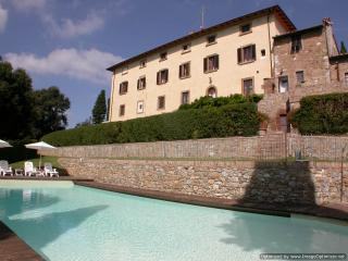 Villa Marchese Large villa to rent near San Gimignano, Tuscany - Villa rental