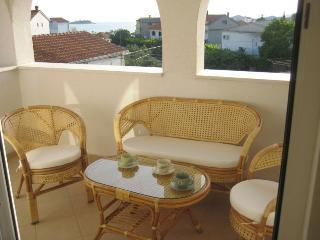 Beautiful apartment near the beach Rogoznica