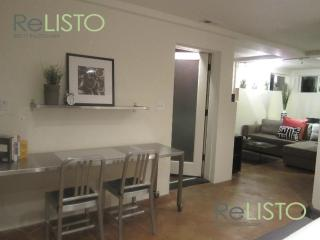 CONTEMPORARY AND EXPANSIVE FURNISHED NEWLY REMODELLED OPEN-PLAN APARTMENT, San Francisco
