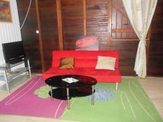 Location chalets Kreyols meubles tout confort