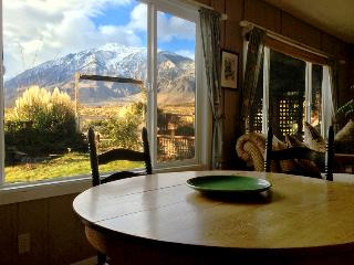 Round Valley Rental 30 miles from Mammoth Lakes