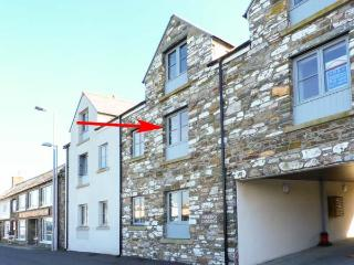 THE CLAMSHELL, all first floor, on harbour's edge, off road parking space, Isle of Whithorn, Ref 930074