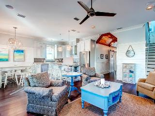 5 min walk to beach, 1/2 block from pool, quiet, gated neighborhood & more! - Lotus By The Sea, Santa Rosa Beach
