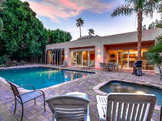 Stunning, dog-friendly, quiet home with private pool and spa!
