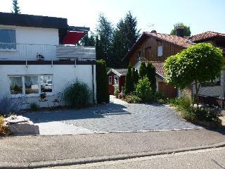 Vacation Apartment in Bad Bellingen - 506 sqft, 1 living room, a maximum of 2 people (# 8961)