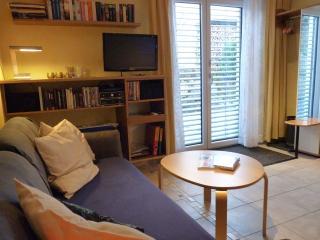 Vacation Apartment in Wasserburg - 431 sqft, 1 bedroom, 1 living room / bedroom, max. 4 people (# 9001)