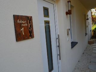 Vacation Apartment in Veringenstadt - 1 bedroom, 1 living / bedroom, max. 3 persons (# 9200), Winterlingen