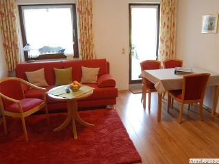 Vacation Apartment in Simonswald - 495 sqft, 1 bedroom, 1 living / bedroom, max. 4 people (# 9230)