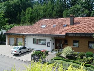 Vacation Apartment in Lauf - 1292 sqft, 120sqm, 3 bedrooms, max. 6 persons (# 9266)
