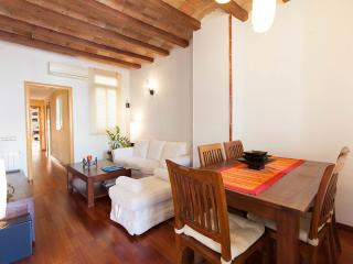 Cosy&comfortable spacious central flat + WIFI, Barcelona
