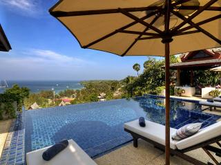 Exclusive Surin Beach 4 Bed Villa