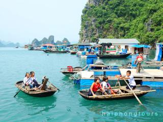 Halong Bay tour 3 days (2 nights on board), Baie d'Halong