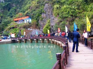 Halong bay day tour from Hai Phong, Haiphong