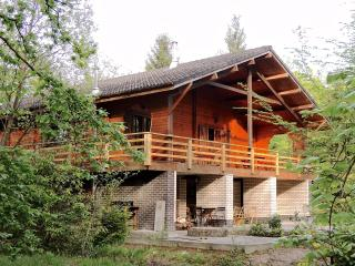 Guesthouse in the Ardenne forest