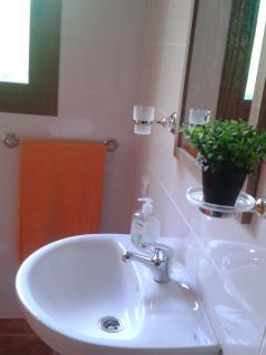 baño en la planta principal / bathroom on the main floor