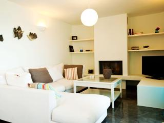 Living Room  | Athina Ios Villa | Luxury Villa in Ios Island